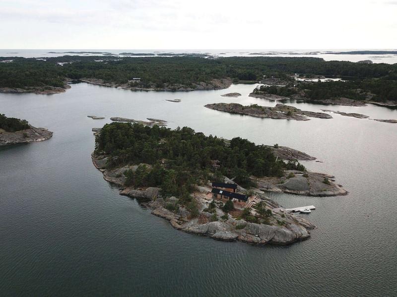 Проект Ö: Дом на острове в Финляндии