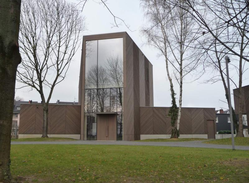 Церковно-приходской комплекс и церковь святого Иммануила, Кёльн