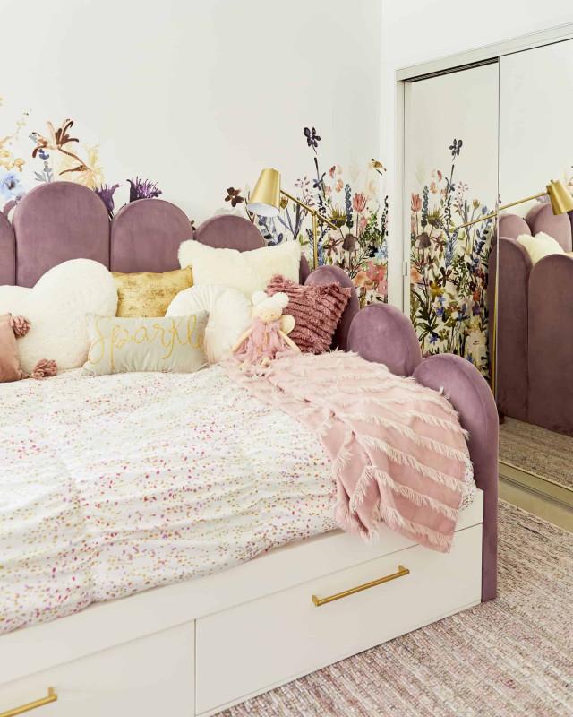 Комната для маленькой девочки