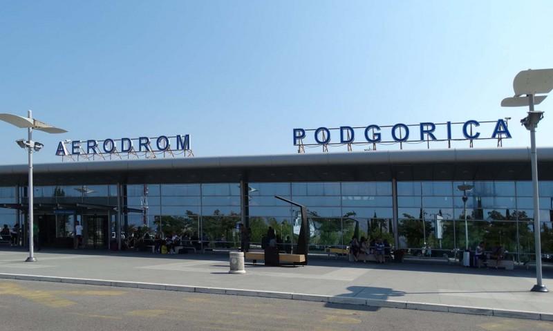 Аэропорт Подгорица -