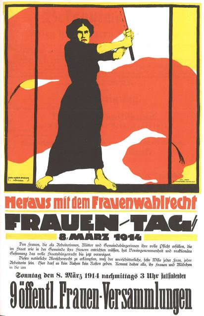 Frauentag 1914
