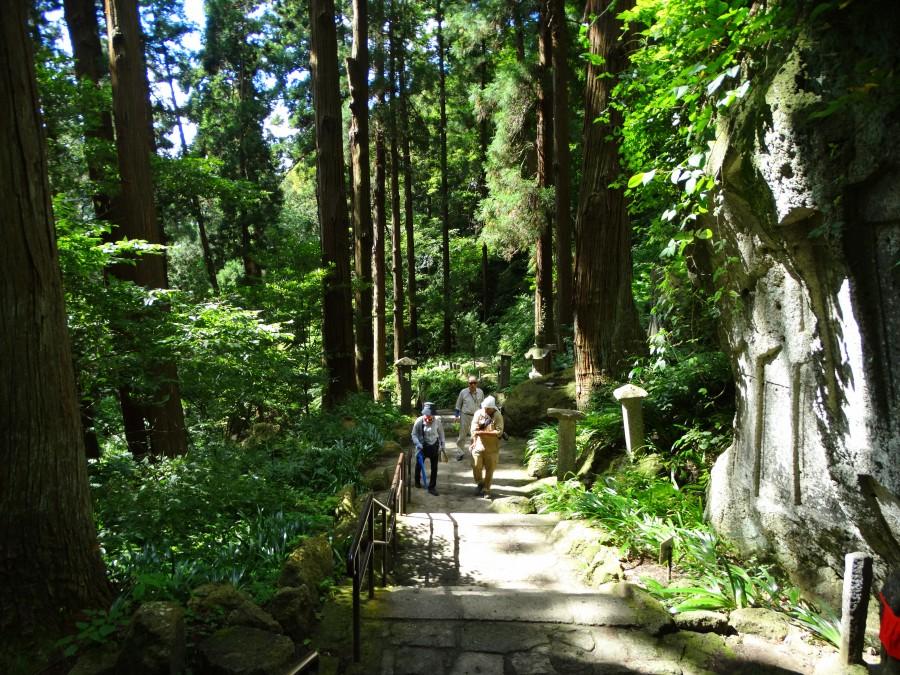 Ямагата-Ямадера- Мацусима- Ямагата за 1 день. Япония 2017.