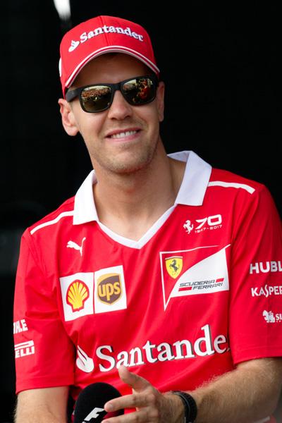 22 - Vettel