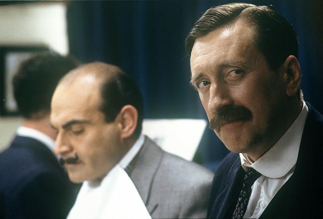 1989-2013 Philip Jackson (Poirot) - 2