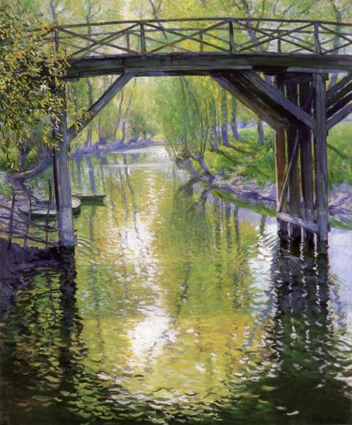 the-old-bridge-france-1910