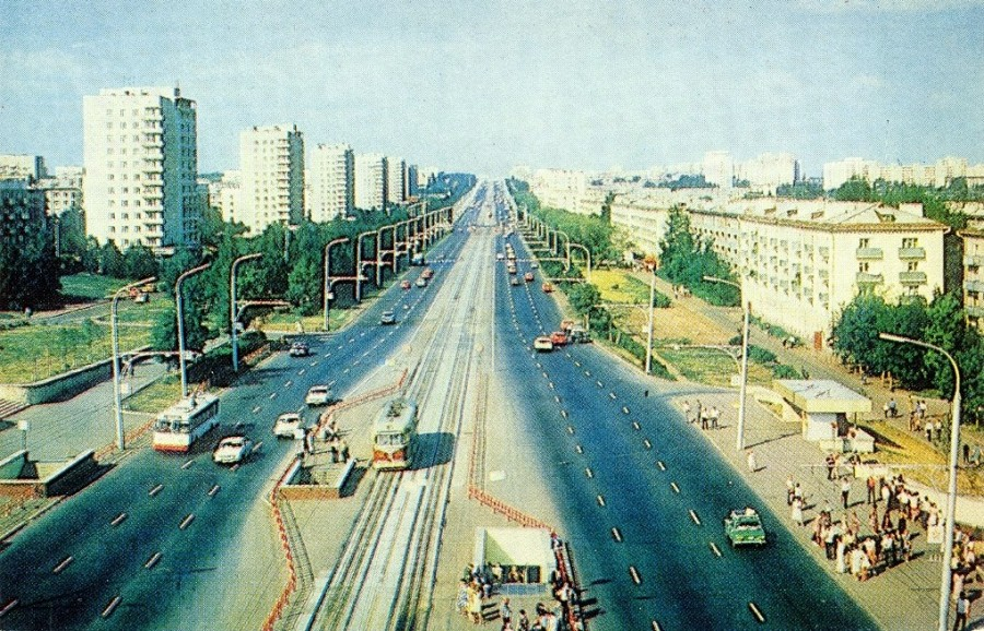 1984 проспект универмаг