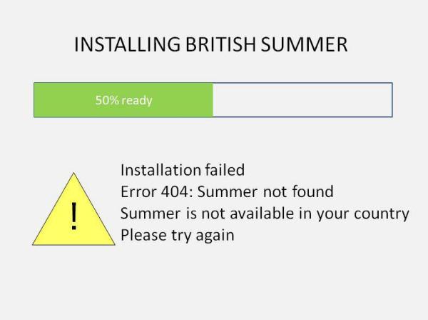 BritishSummer!