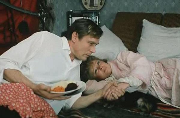 Кадр из фильма «Любовь и голуби», реж. Владимир Меньшов, 1984