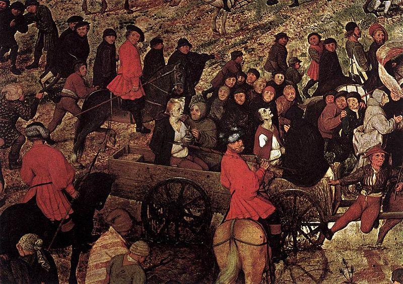 800px-Pieter_Bruegel_the_Elder_-_Christ_Carrying_the_Cross_(detail)_-_WGA3474