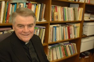 Father Jerry Fagin, S.J.