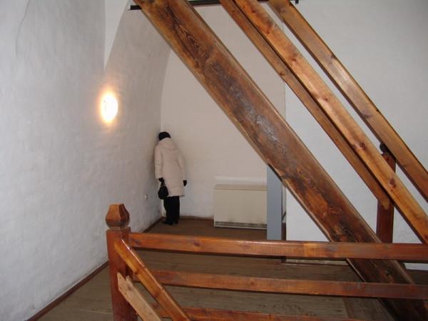 Невьянская башня слуховая комната