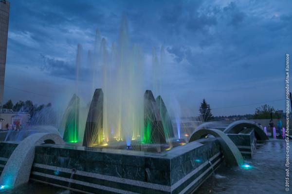 Нижний тагил фонтан