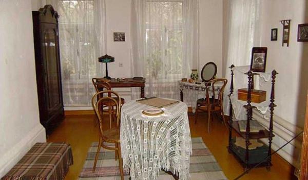 Екатеринбург дом-музей Бажова детская
