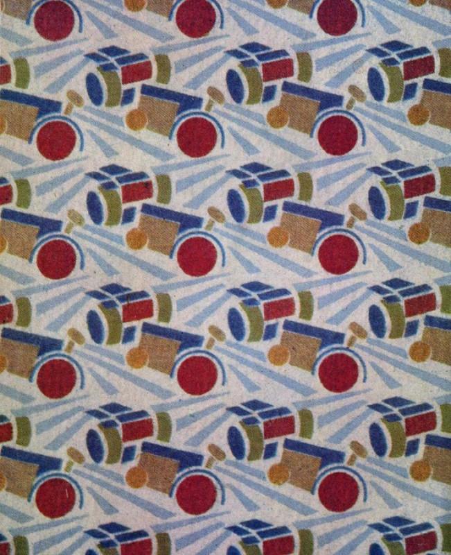 Русский музей авангардный текстиль