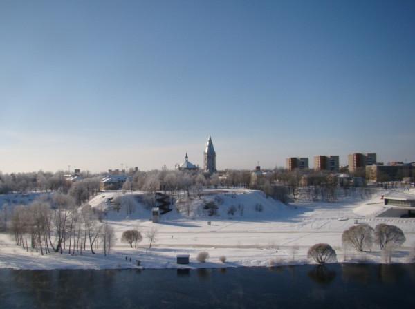 Ивангород 23 февраля 2018