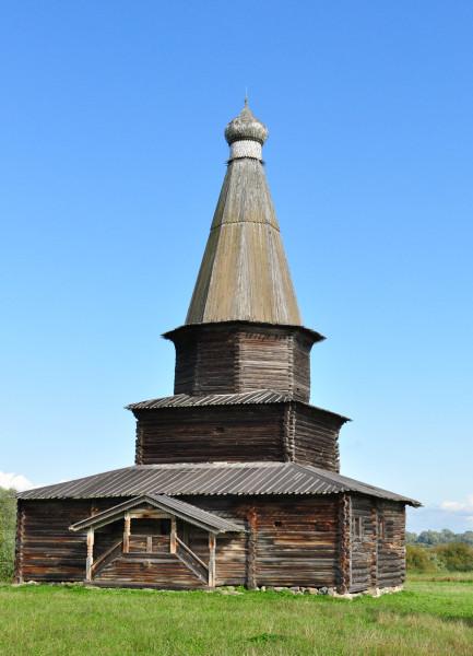 Церковь Успения Богородицы из села Курицко