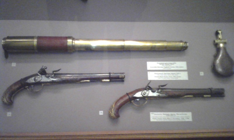 1812 Пистолеты