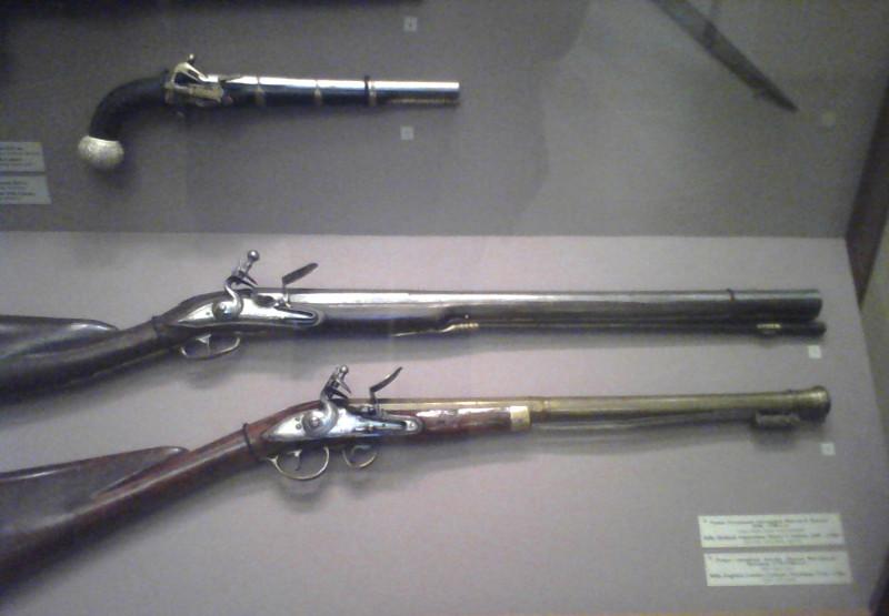 1812 Ружья