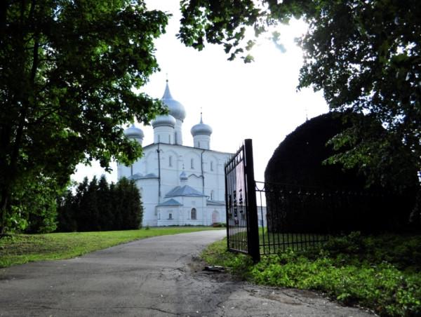 Хутынь Спасо-Преображенский собор
