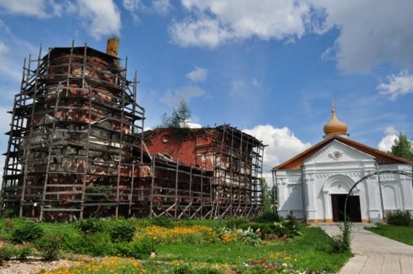 Николо-Косинский монастырь