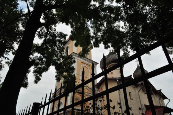 Церковь Федора Стратилата на Щиркове улице