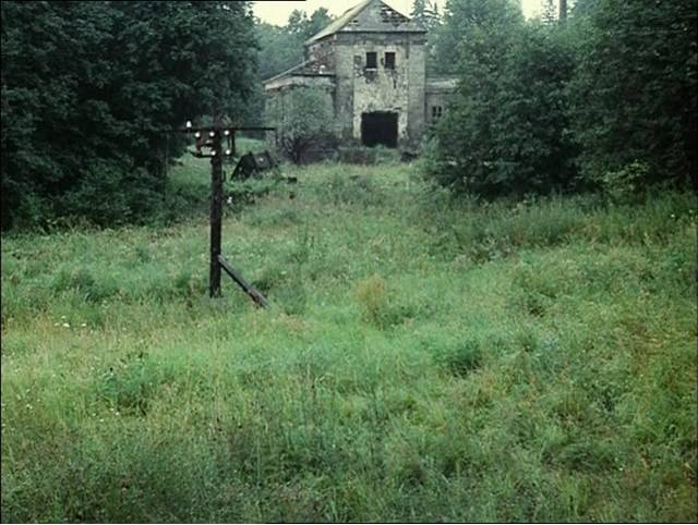 Сталкер кадр из фильма