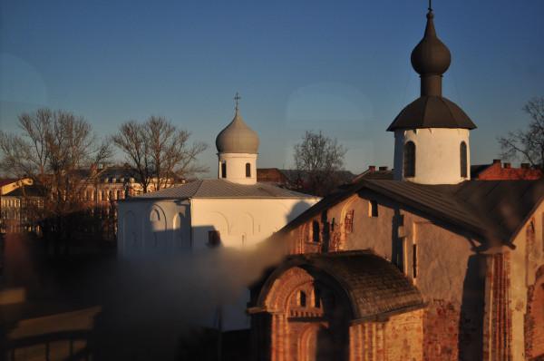 Великий Новгород Ярославово Дворище