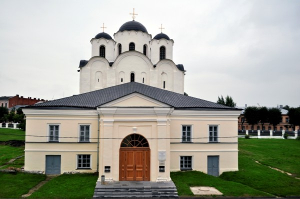 Великий Новгород Никольский собор
