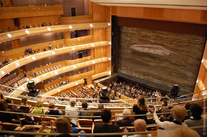 Мариинка 2 зрительный зал