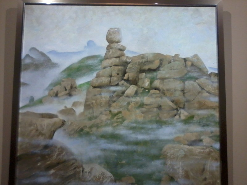 Туманные дали Монголии