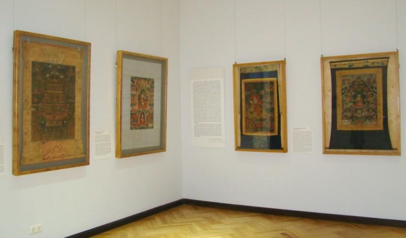 Танки из коллекции Ю.Н. Рериха