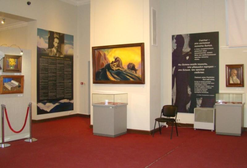 Выставка Святослава Рериха