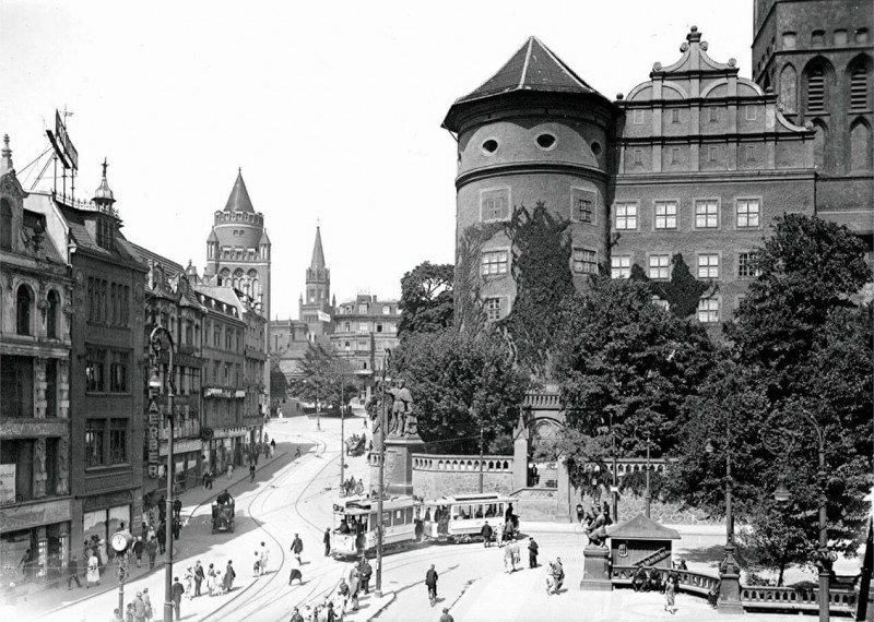 Кенигсберг 30-е годы