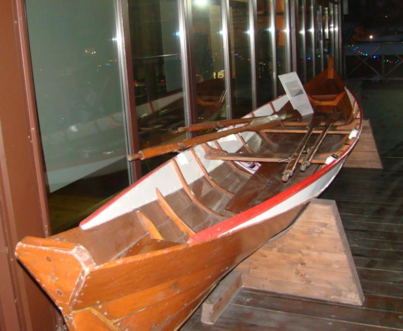 Финская лодка
