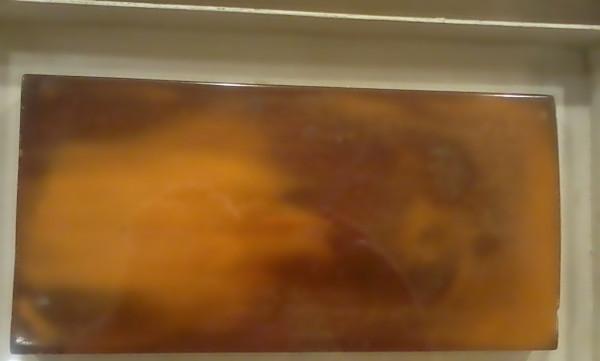 Прессованный янтарь
