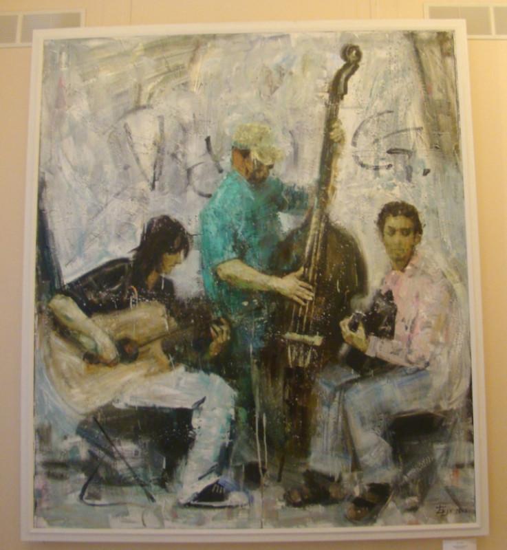 Городские музыканты