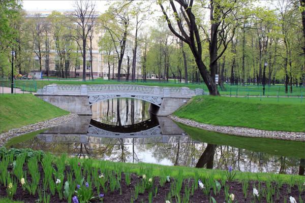 Весеннее Питерское