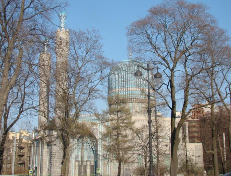 Мечеть на Петроградской стороне
