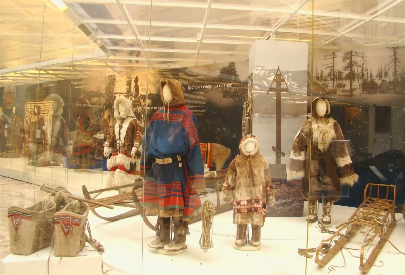 Арктика семья