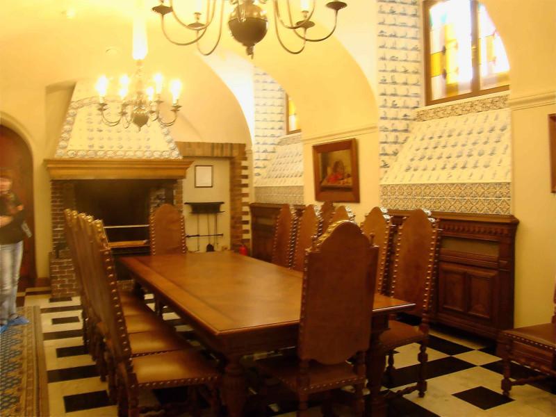 КД Кухня в голландском стиле