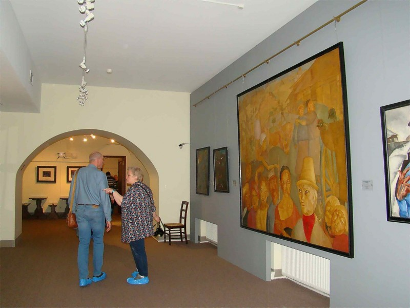 КД Картинная галерея на 1 этаже