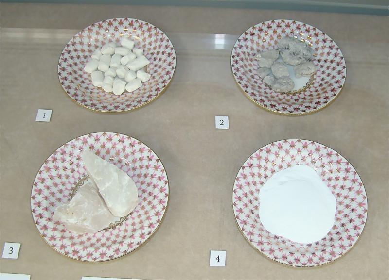 Материал для изготовления глины