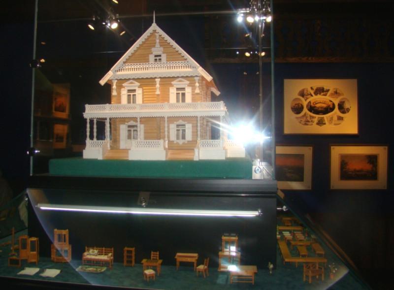 ГПСельский дом Николая