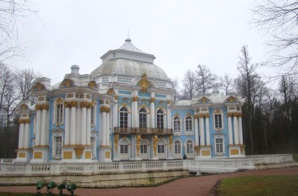 Царское павильон