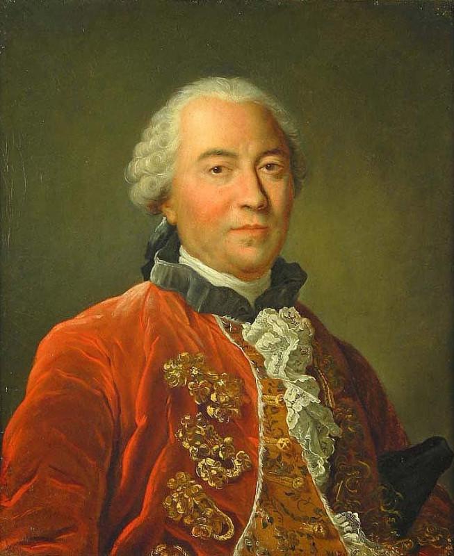 Мюляр портрет жоржа леклерка бюффона