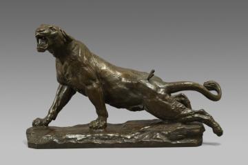 Вальтон Раненная львица