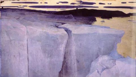 Арктика Борисов затмение