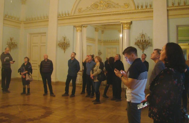 Юсуповский танцевальный зал