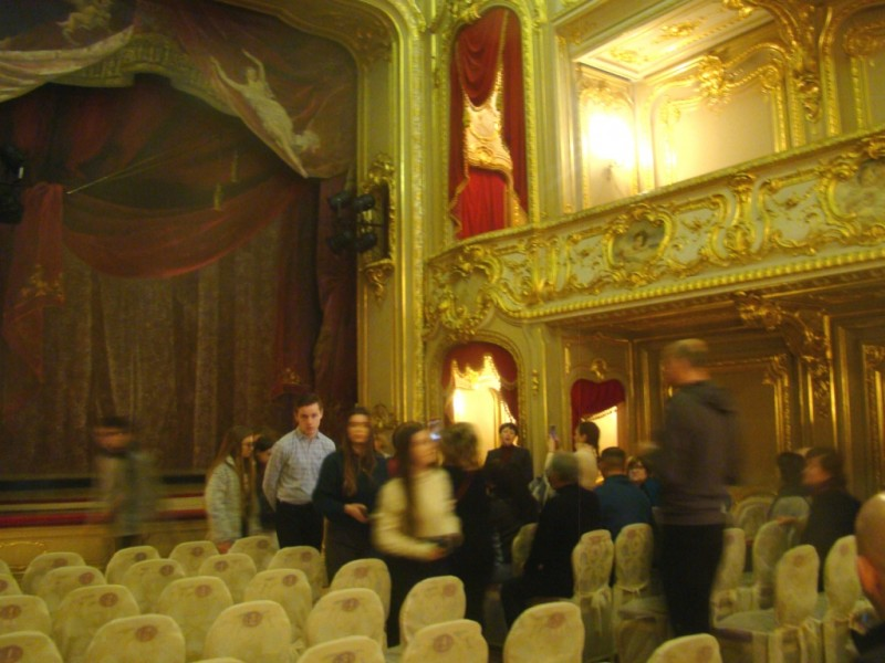 Юсуповский домашний театр