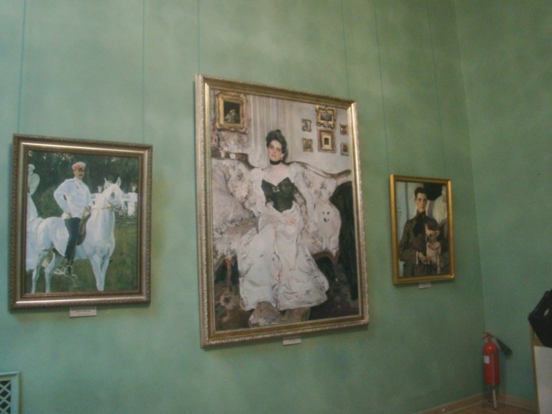 Юсуповский хозяева дворца